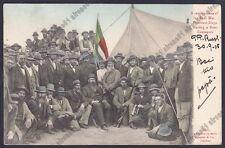 SUDAFRICA SOUTH AFRICA - BOER WAR PRESIDENT STEYN Cartolina VIAGGIATA 1905