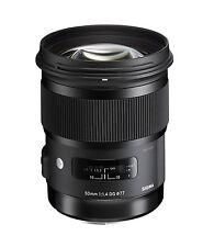 Sigma Kamera-Objektive mit 50mm Brennweite