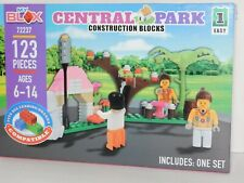 Construction Blocks Central Park My Blox Compatible W/ Other Brands