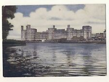 Vintage Postcard - Caernarvon Castle (Godfrey Phillips) - Unposted 2299