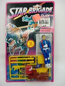 G.I. Joe Star Brigade COUNTDOWN Action Figure 1993 Hasbro MOC