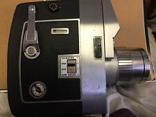 Vintage Bell & Howell Director Series Optronic Eye 8mm Movie Camera w/ Case 426