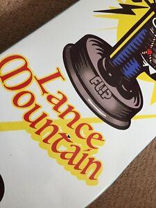 Flip Lance Mountain Skateboard Deck