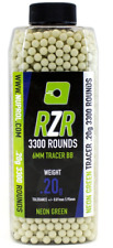 Nuprol RZR 0.20g Precision BBs 3300 Rounds Airsoft Pellets BB TRACER