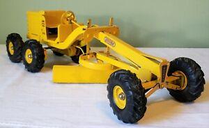 Model Toys Doepke Private Label ADAMS DIESEL ROAD GRADER TRUCK 50's V RARE ORIG.