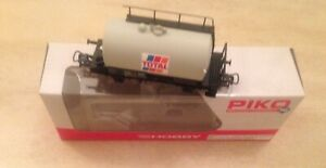 """Wagon citerne """"Total"""" SNCF - PIKO 97084 - HO P97084"""