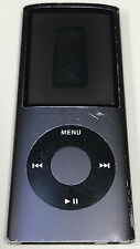 Apple iPod Nano 4th Generation 8GB Black MB754LL/A A1285 Grade C Bad Battery