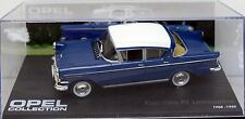 Opel Collection - Opel Kapitän P1 Limousine, 1935-1937 1:43 in Box (4)