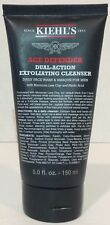 Kiehl's Age Defender Dual-Action Exfoliating Cleanser for Men 5oz / 150 ml New