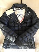 NWT Authentic Burberry Brit Dalesbury Duck Down Puffer Jacket (M) with Receipt