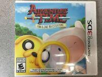Adventure Time: Finn & Jake Investigations (Nintendo 3DS, 2015) 3DS NEW