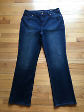 NWT | CHICO's JEANS | SO LIFTING | STRAIGHT LEG | Dark Wash | Size 1.5 S (10S)