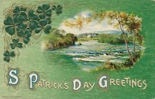 ST. PATRICK'S DAY – Dundas Castle Connel - 1911