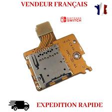 HAC-SD-01 LECTEUR CARTE MEMOIRE MICRO SD CARTE DE REMPLACEMENT NINTENDO SWITCH