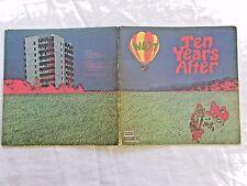 Ten Years After Watt 1970 Deram XDES-18050 US Pressing w/Poster Inner Sleeve VG+