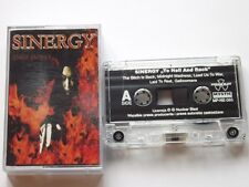 Sinergy - To Hell And Back - Cassette, Made In Poland 2000 EX/EX