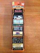 1998 Matchbox Star Car Collection 3 Pack - MASH, Miami Vice, Smokey & the Bandit
