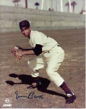 Ernie Banks Signed 8x10