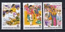 Cocos Islands 1984 Coltivazioni (I) 110-12  MNH