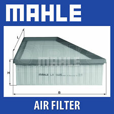 Mahle Air Filter LX1885 - Fits Ford Galaxy, S-Max, Volvo - Genuine Part