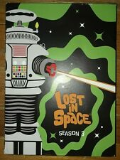 New listing Lost in Space Complete Adventures Season 3 three Blu-ray 2015 1965 tv series