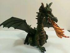 """Papo Fire Breathing Dragon 2005 Mythological figure 3.5"""""""