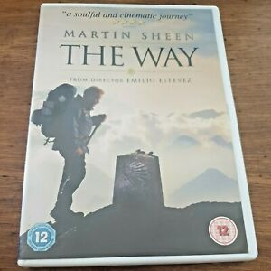 The Way DVD Martin Sheen R2 Like New! – FREE POST