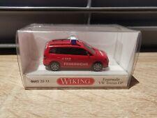 Wiking 06012033 H0 1:87 Feuerwehr VW Touran GP  - unbespielt in OVP