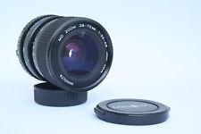 Minolta MD ZOOM 28 -70 mm  lens  F 3.5 -4.8 Macro position VERY GOOD.