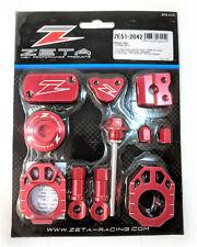 Red Billet Kit Zeta ZE51-2042 17-18 CRF450R & CRF450RX