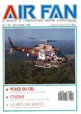 AIR FAN N°130 EHOM 68 NOUVEL ESCADRON DU CoTAM / STRIKE FIGHTER SQUADRON 127