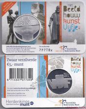 NEDERLAND 5 EURO  2012: HET BEELDHOUWKUNST VIJFJE  IN COINCARD
