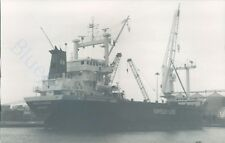 Roelf Holwerda at shoreham 1982 ship photo
