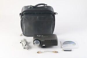 InFocus LP70+ Mini DLP Projector 143H W/ Protective Case, Power Cable