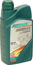 ADDINOL Getriebeöl GL90 1 Liter mineralisch SAE 90 API GL-3 Oldtimeröl 1L