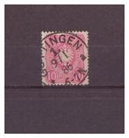 Deutsches Reich, MiNr. 41 K 1 Göttingen 09.01.1886