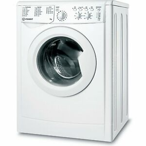 Indesit EcoTime IWC71252W Free Standing 7KG 1200 Spin Washing Machine - White