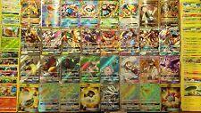 50x Carte Pokemon SUPER LOTTO EX GX Full Art GARANTITA! OTTIMO REGALO (NO 50 EX)