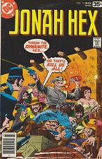 Jonah Hex #10, Very Fine - Near Mint Condition