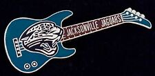 Jacksonville Jaguars Guitar Pin - NFL - Football