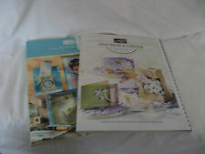 2 - Stampin Up! Idea Book & Catalog 2005-2006 & 2009- unused or opened