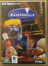 Ratatouille by Disney/Pixar for Mac Windows G5/Intel action adventure game NEW!