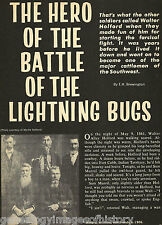 Battle Of The Lightning Bugs - Walter Alley Holford