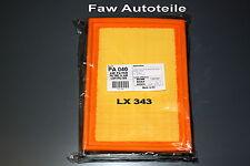 PA040 LX343 Filtro de aire para BMW 5 E39 520 - 530 BMW 3 E36 hasta E46 Alpina
