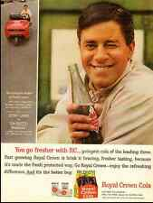 1963 vintage ad for Royal Crown Cola with Jerry Lewis 3081