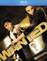 Wanted (Blu-ray Disc, 2008, 2-Disc Set)