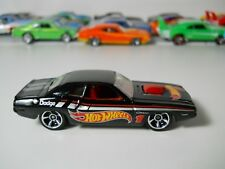 Hot Wheels Dodge Challenger HW Logo #1 Race Car 1/64 Scale   JC3