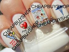 Flash Sale》Nurse Medical Nurses Call The Shot》Care 4 Life》Caduce》Nail Art Decals