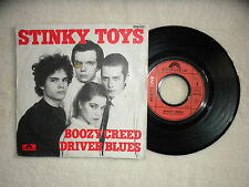 "45T 7"" STINKY TOYS ""Boozy creed"" POLYDOR 2056 630 FRANCE µ"