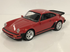Porsche 911 Turbo 3.3L Red 1:43 Norev Jet Car 430201 Boxed
